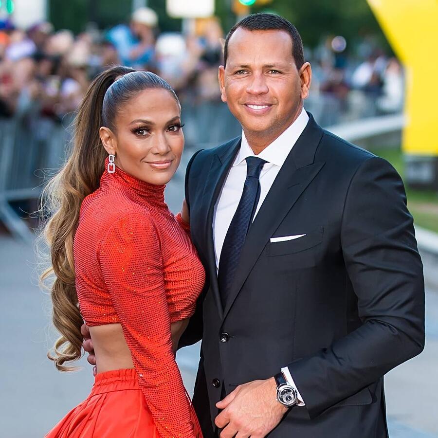 Jennifer Lopez y Alex Rodriguez, CFDA Fashion Awards 2019