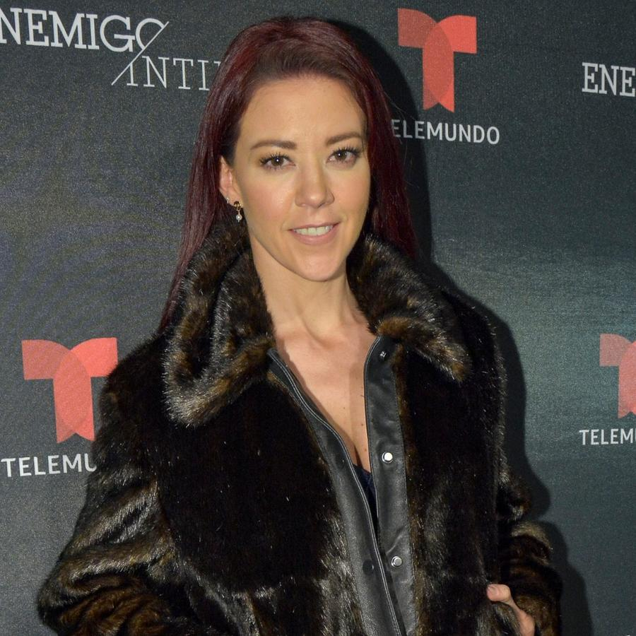 Fernanda Castillo red carpet 'Enemigo Íntimo 2', 2019