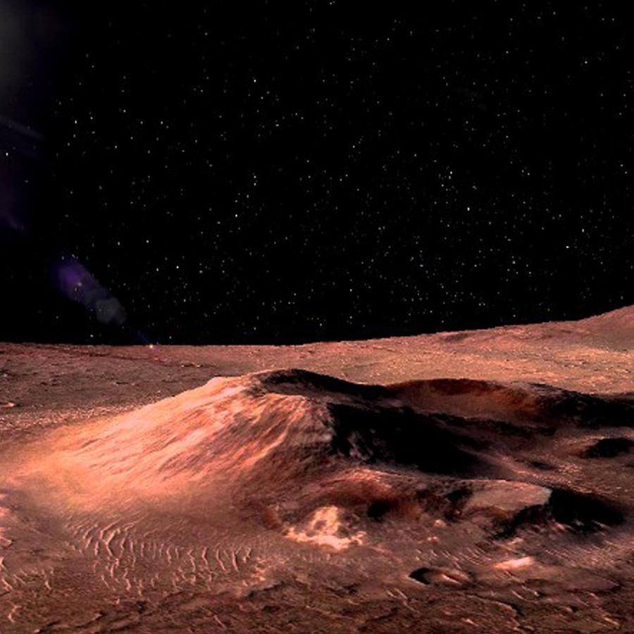 Organismos en Marte