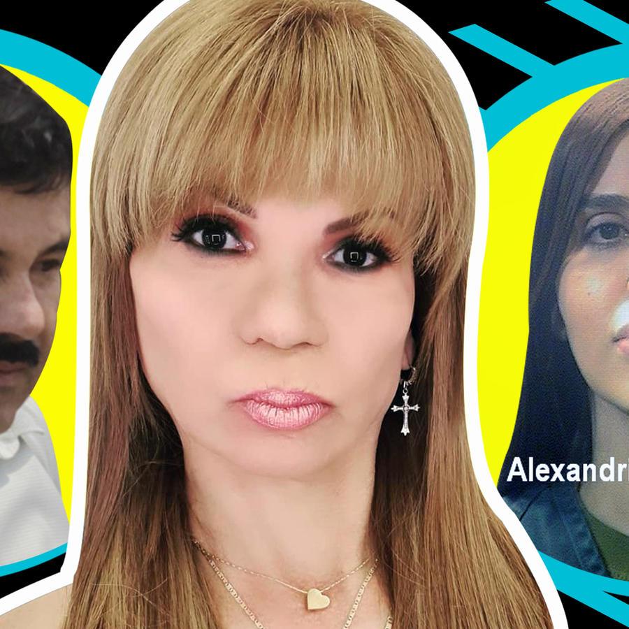 Emma Coronel: Cuánto estará en prisión, según Mhoni Vidente