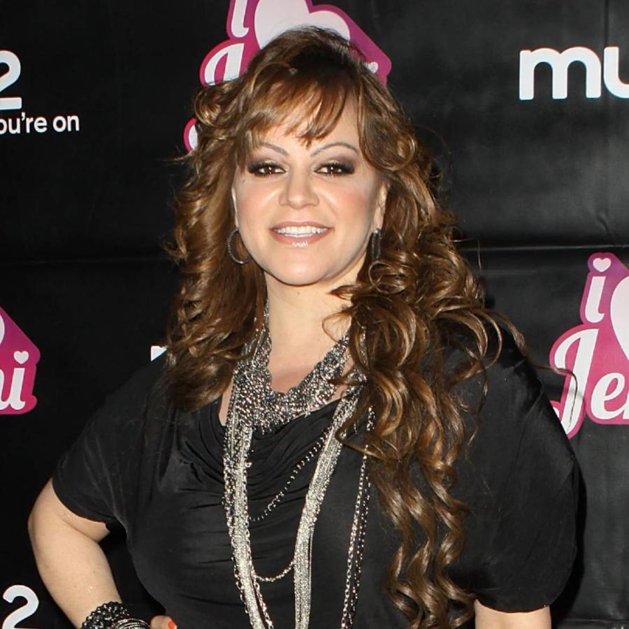 Jenni Rivera en el estreno de 'I Love Jenni', 2011