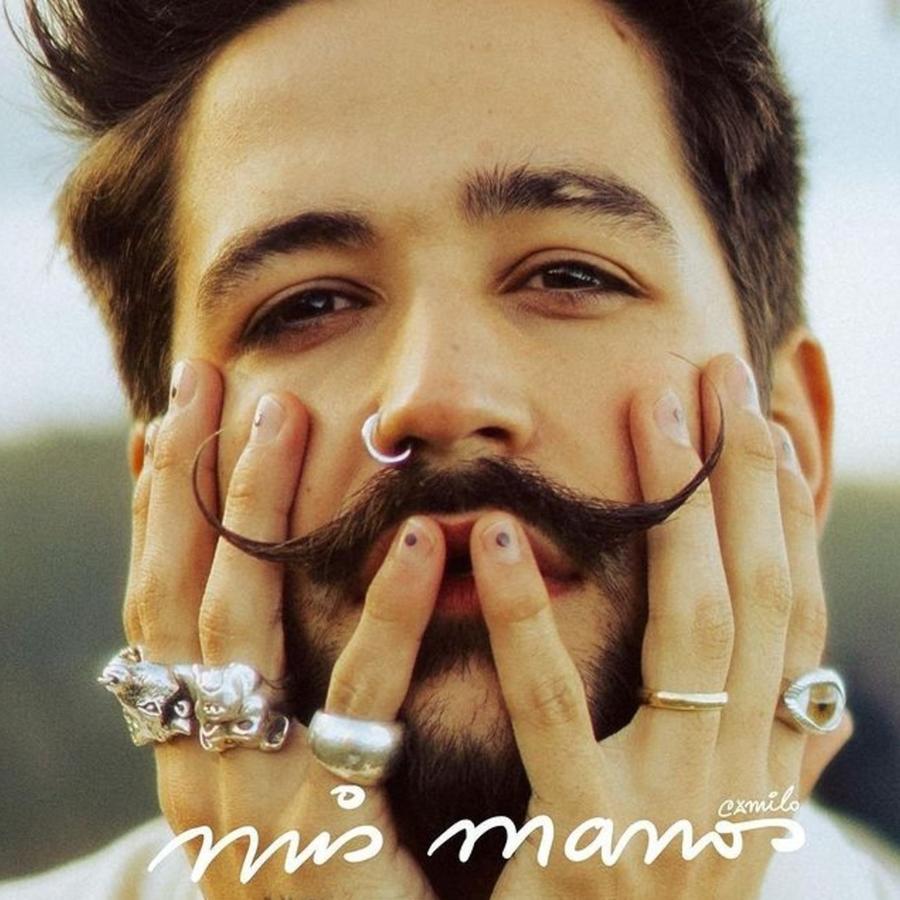 Camilo estrena su álbum 'Mis Manos'