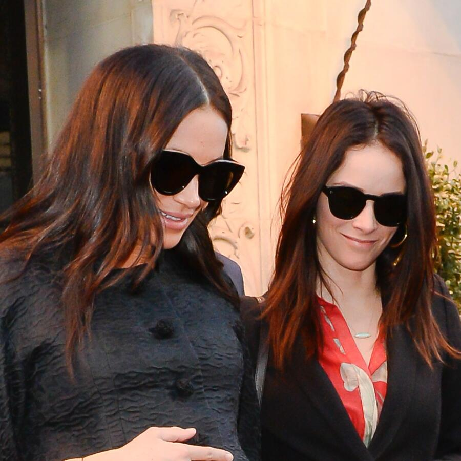 Abigail Spencer y Meghan Markle