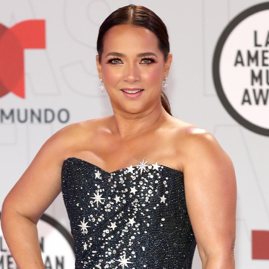 Adamari López Latin American Music Awards 2021
