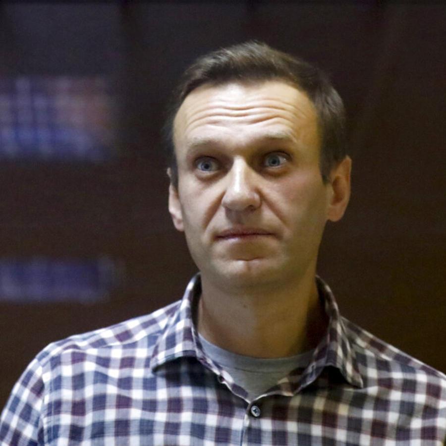 Alexei Navalny, en una imagen del pasado febrero.