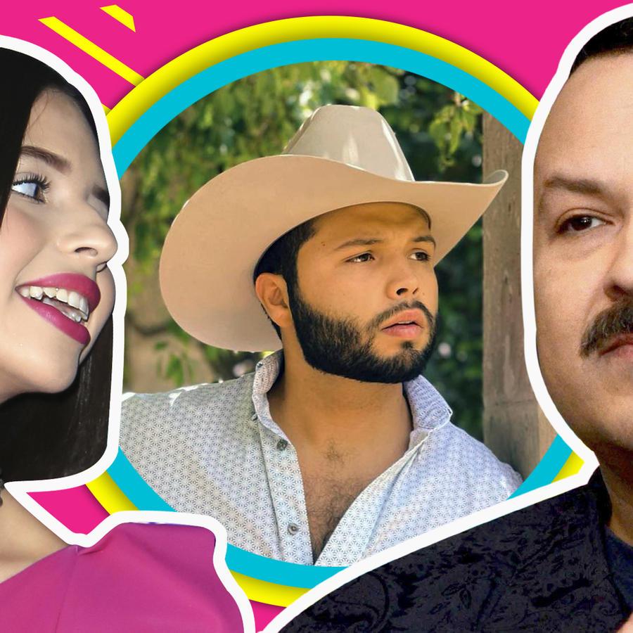 Ángela Aguilar incómoda cuando hablan de las partes íntimas de su hermano