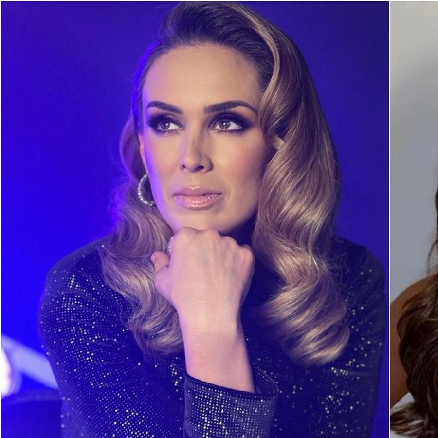Jacky Bracamontes y Andrea Meza, Miss México