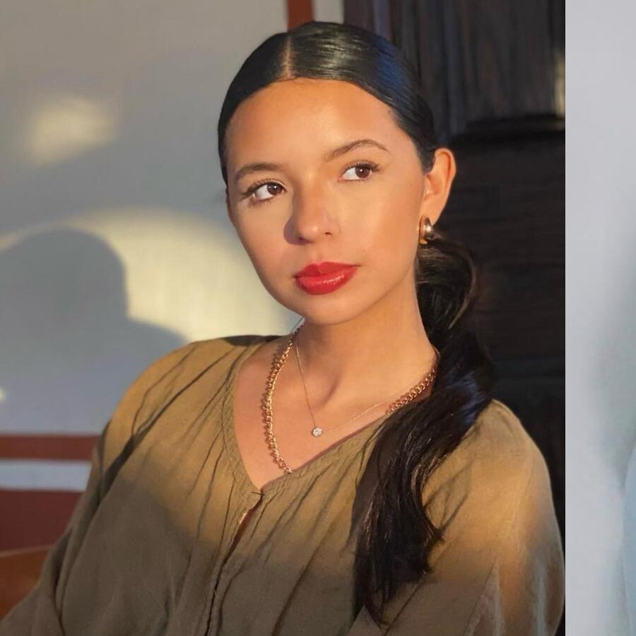 Ángela Aguilar y Fernanda Mendoza