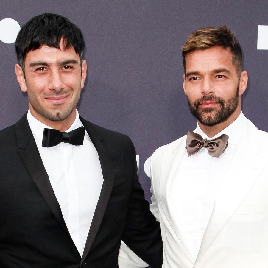 Ricky Martin y su esposo, Jwan Yosef.