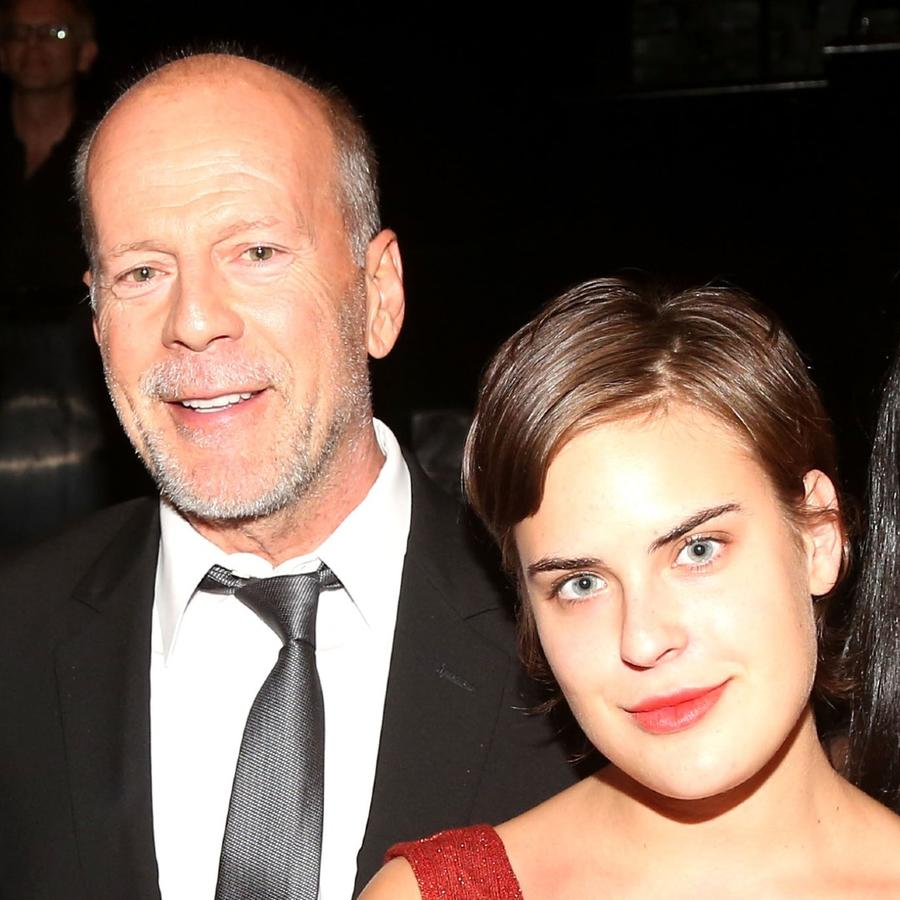 Bruce Willis, Tallulah Willis y Demi Moore