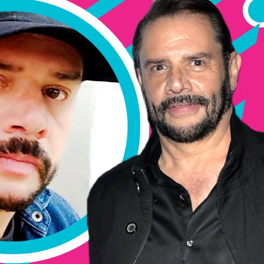 Arrestan a Héctor Parra tras ser acusado de abuso sexual contra su propia su hija