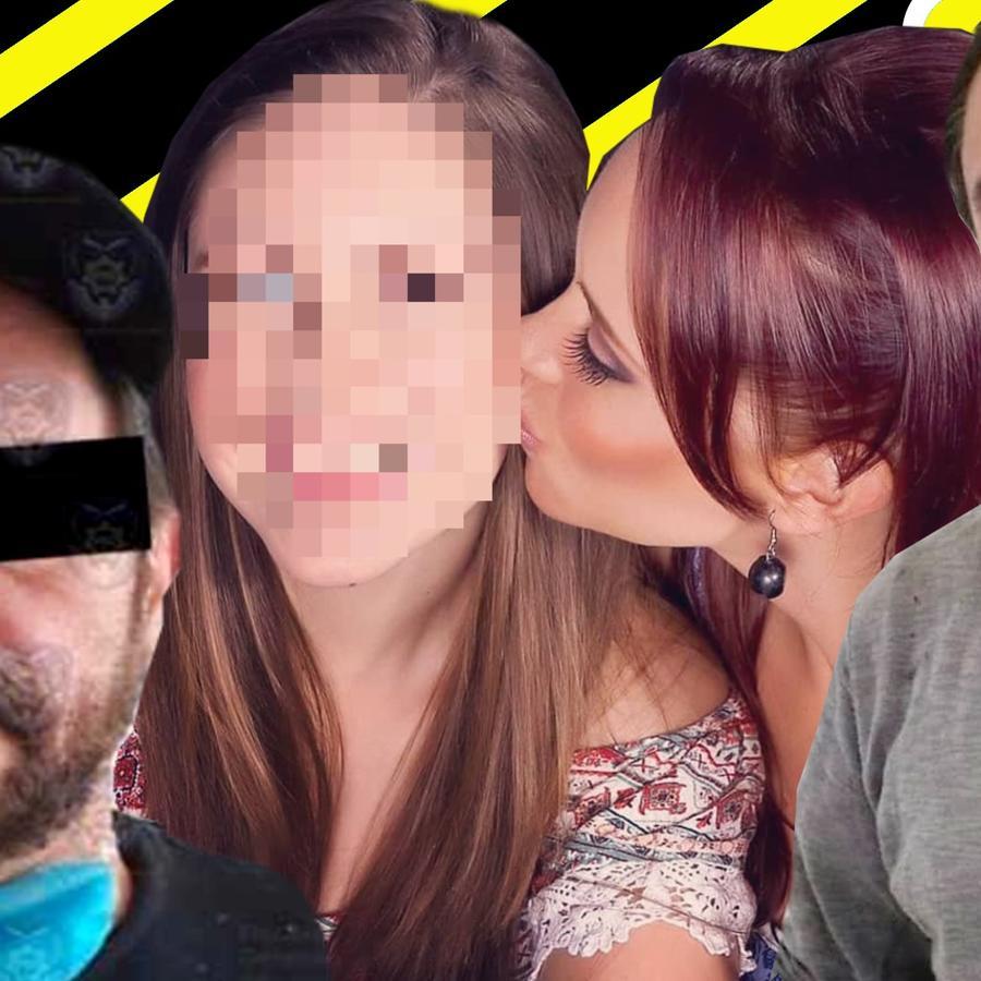 Ex pareja de Héctor Parra da la cara y advierte con sacar todo a la luz