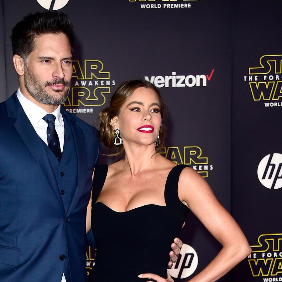 "Fotos de la premiere mundial de la película ""Star Wars: The Force Awakens""."