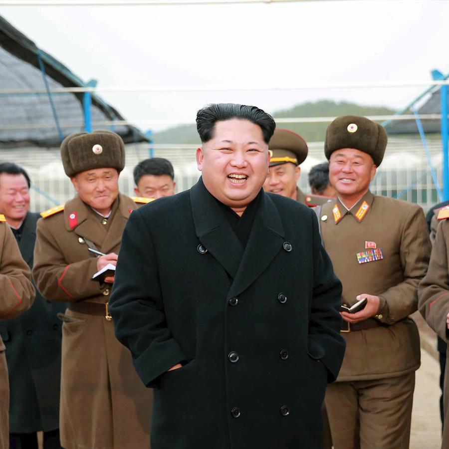 Kim Jong Un, líder de Corea del Norte después de la muerte de su padre en diciembre de 2011, se ha comprometido a introducir políticas sociales.