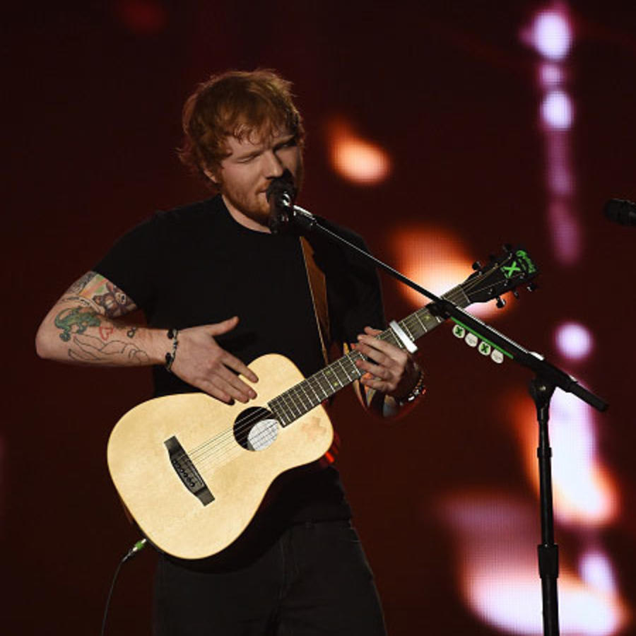 Ed Sheeran Latin Billboards