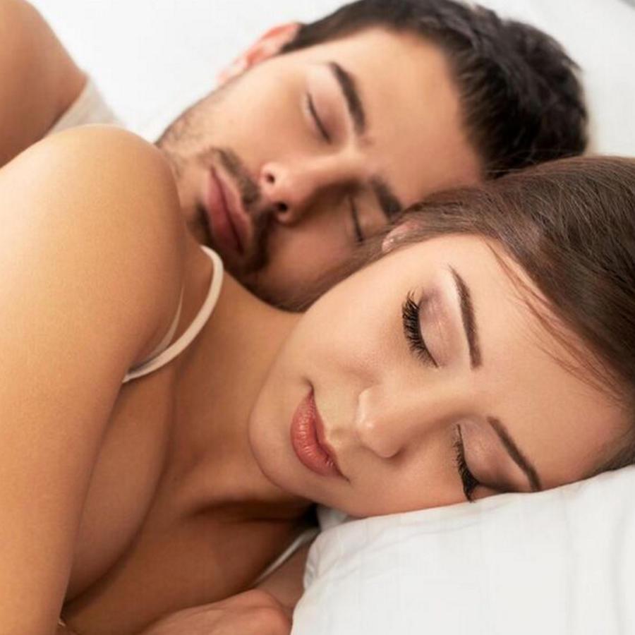 Durmiendo en cucharita