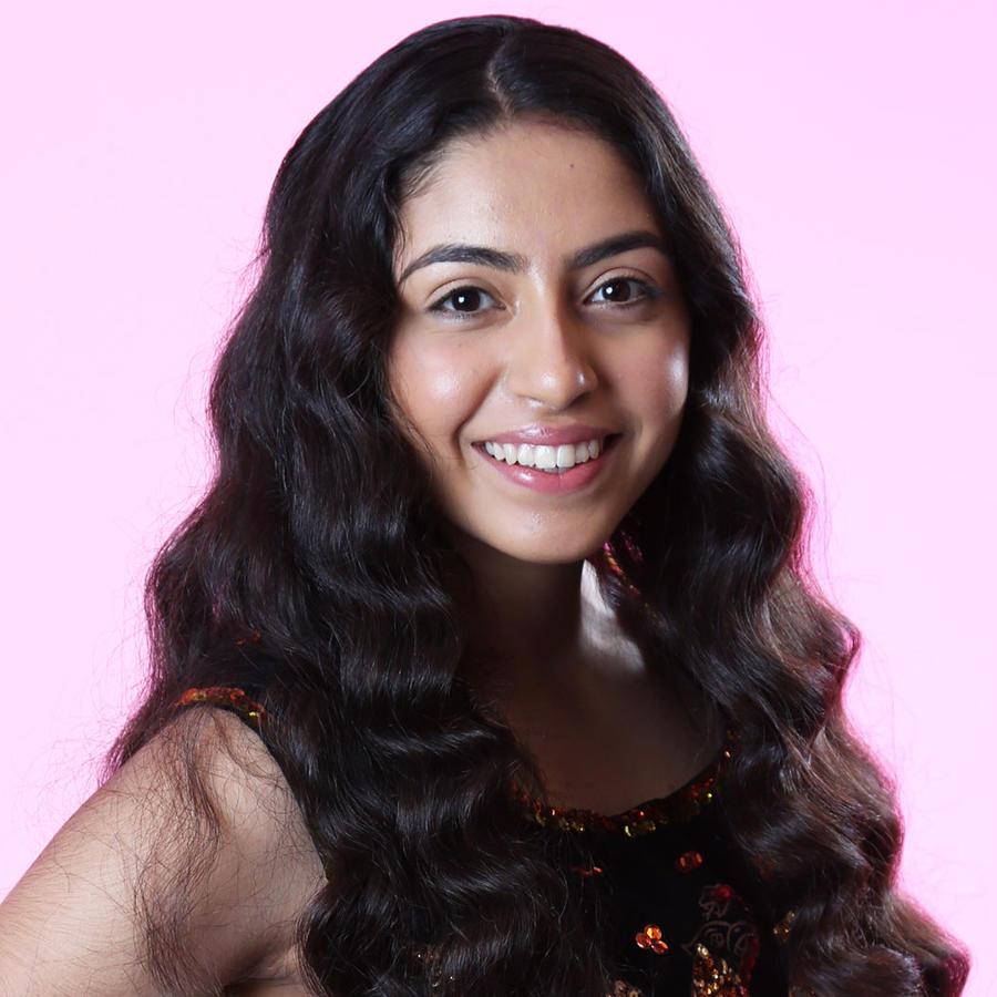 Sophia Figueroa del Team Yankee en La Voz Kids