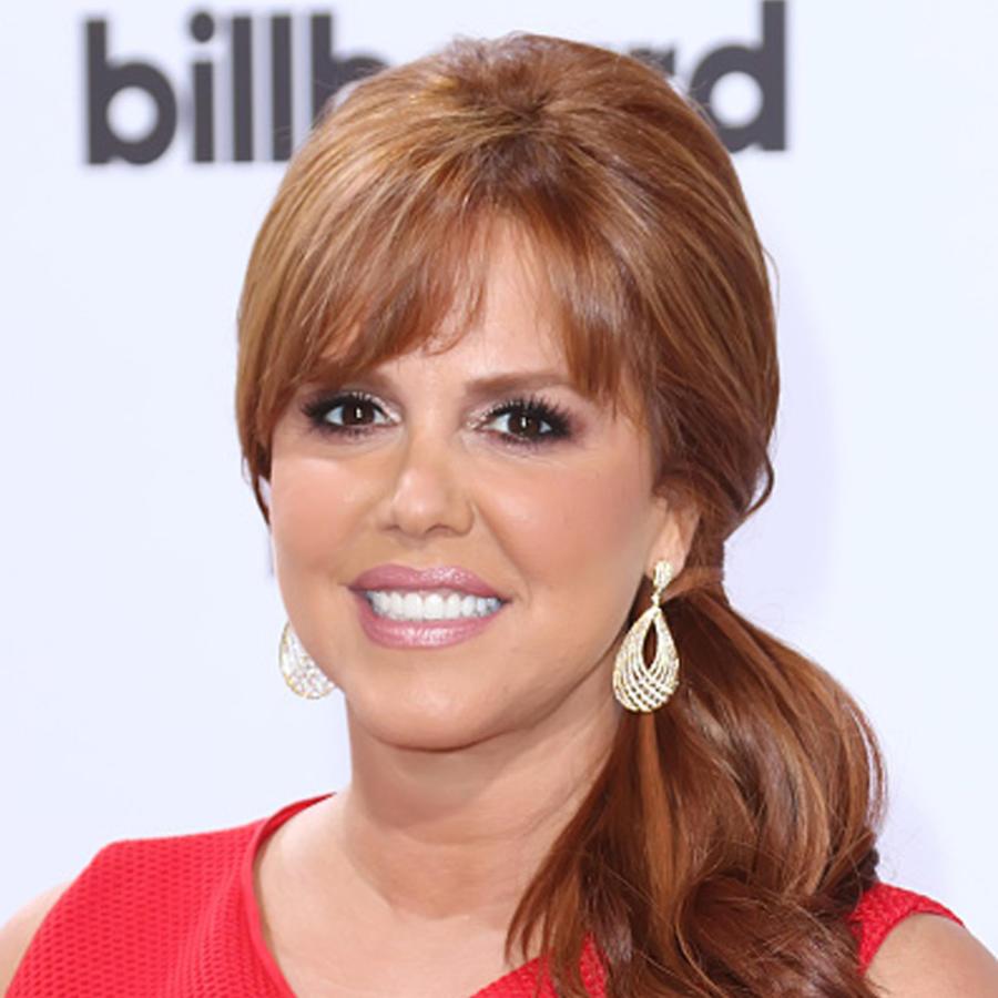 Maria Celeste Arrarás Premios Billboard 2015