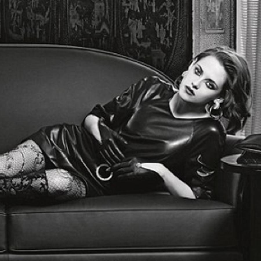 Kristen Stewart sorprendió con estas fotos para Chanel