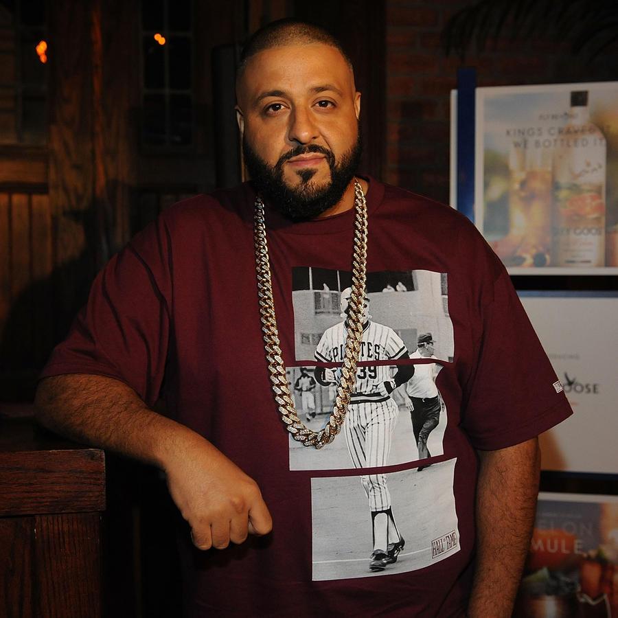 DJ Khaled Premios Tu Mundo 2016