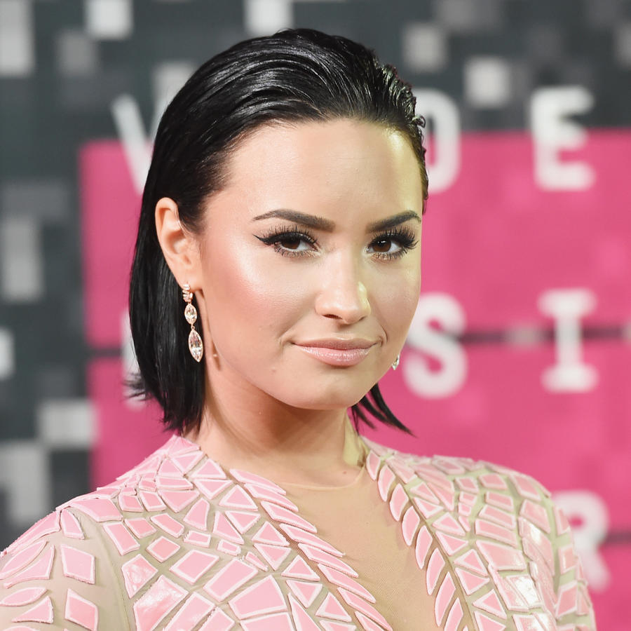 Demi Lovato en 2015 MTV Video Music Awards - Arrivals