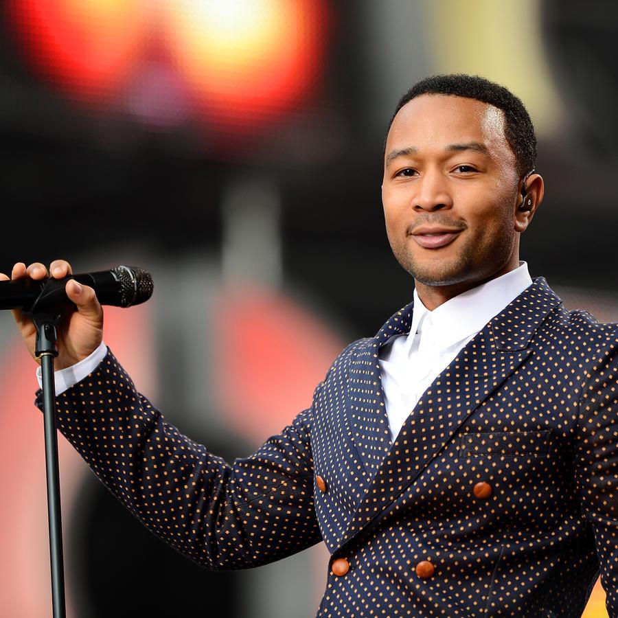 """John Legend en The Sound Of Change Live"""" Concert"""