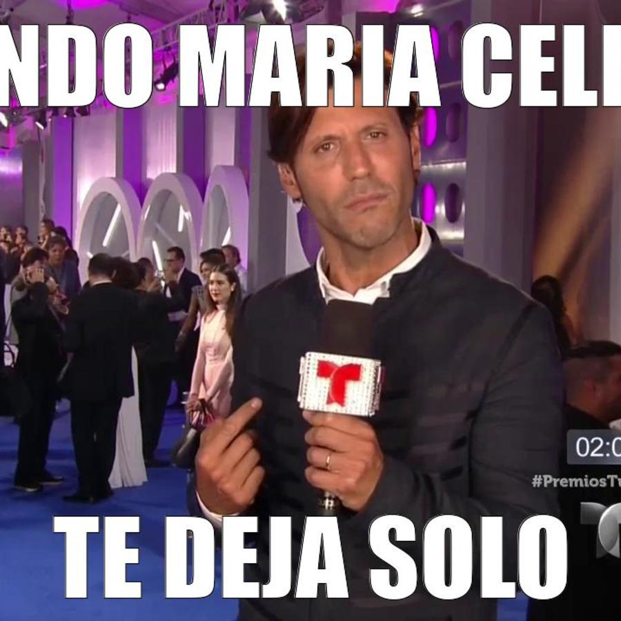 Quiqe Usales meme - Premios Tu Mundo 2016