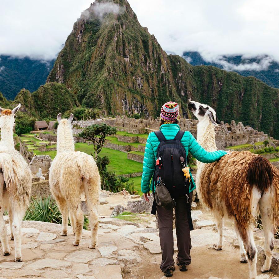 Machu Picchu, Perú