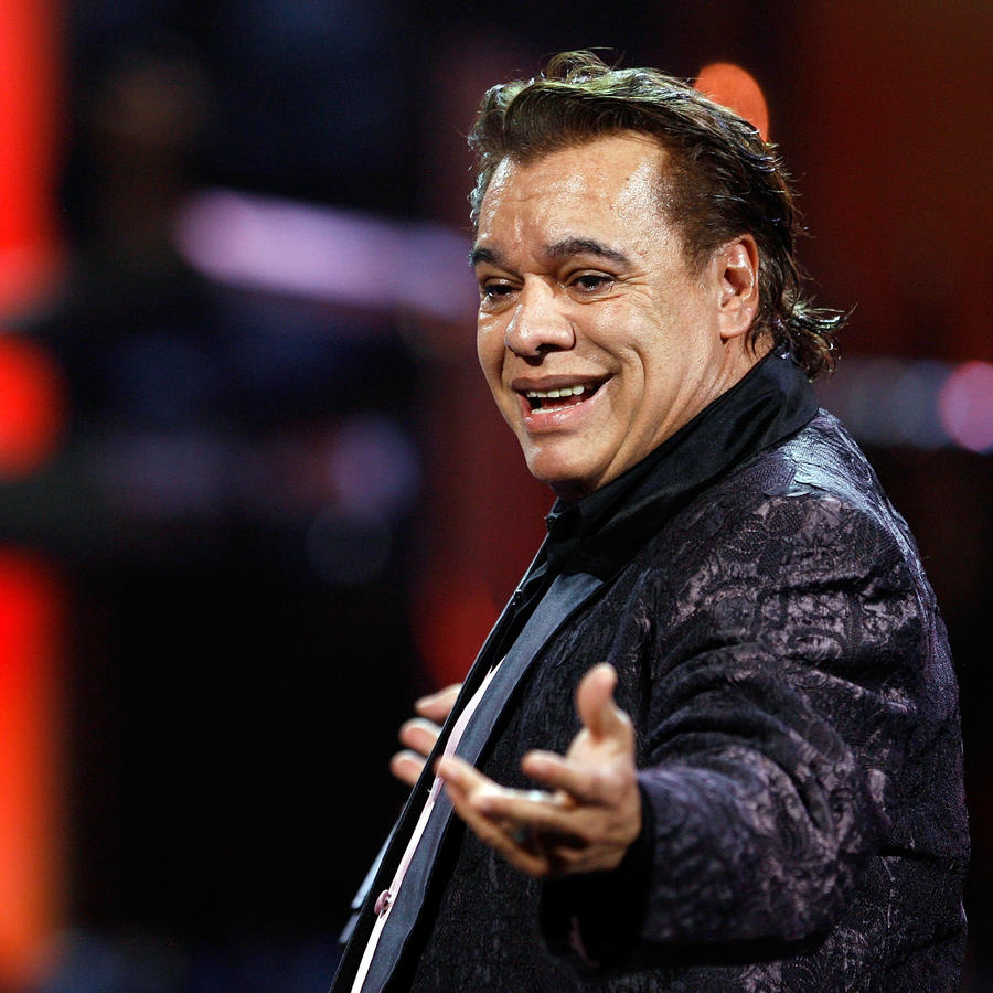 Juan Gabriel - 10th Annual Latin Grammy Awards Show