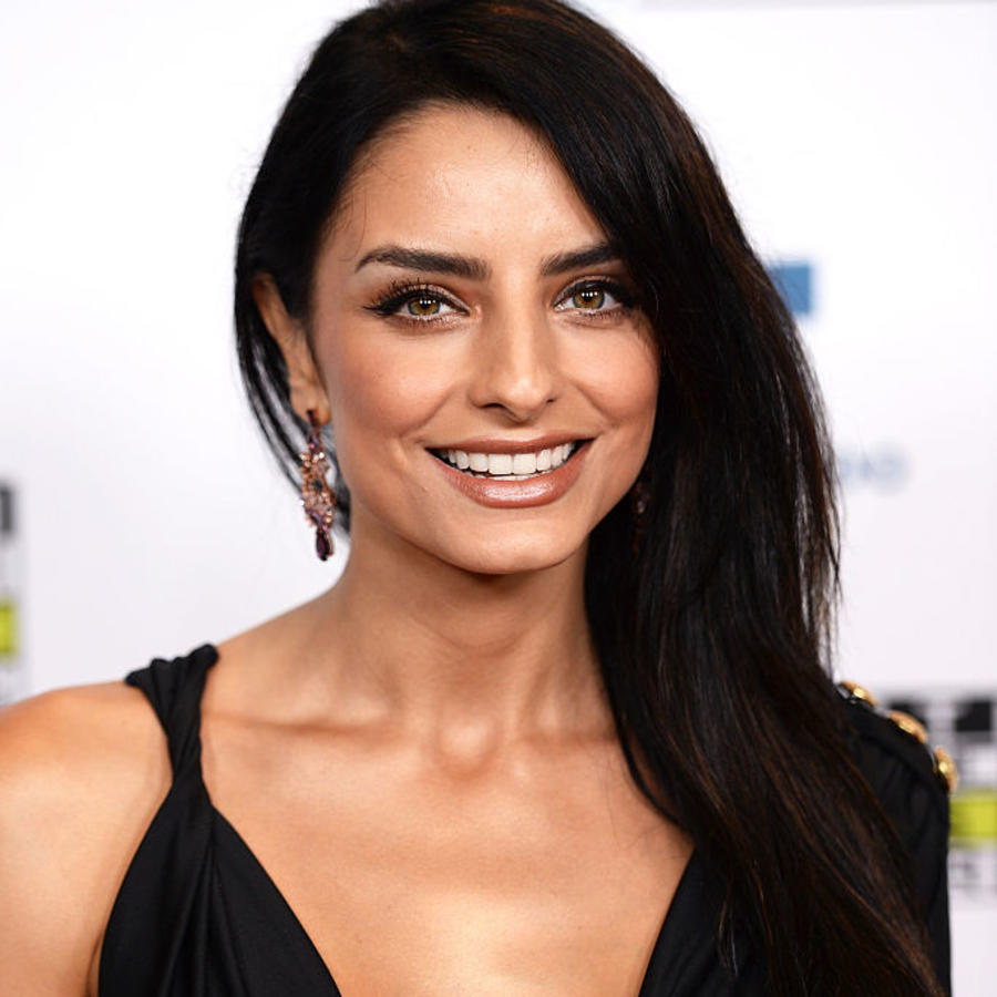 Aislinn Derbez, alfomra, 2016 Latin American Music Awards - Press Room