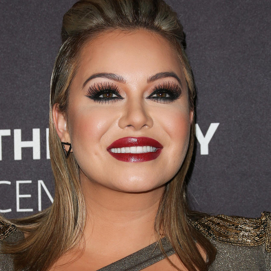 Chiquis Rivera en Hollywood Tribut to Hispanic Achievements in Television, noviembre 2016.