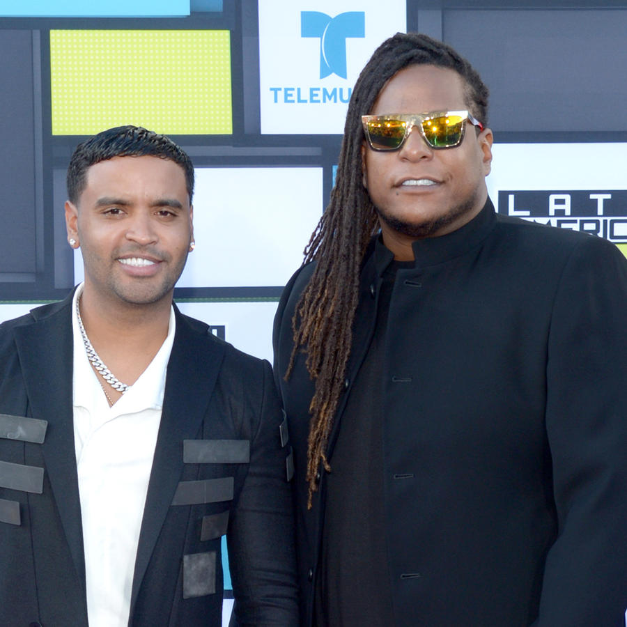 Zion & Lennox 2016 Latin American Music Awards - Arrivals