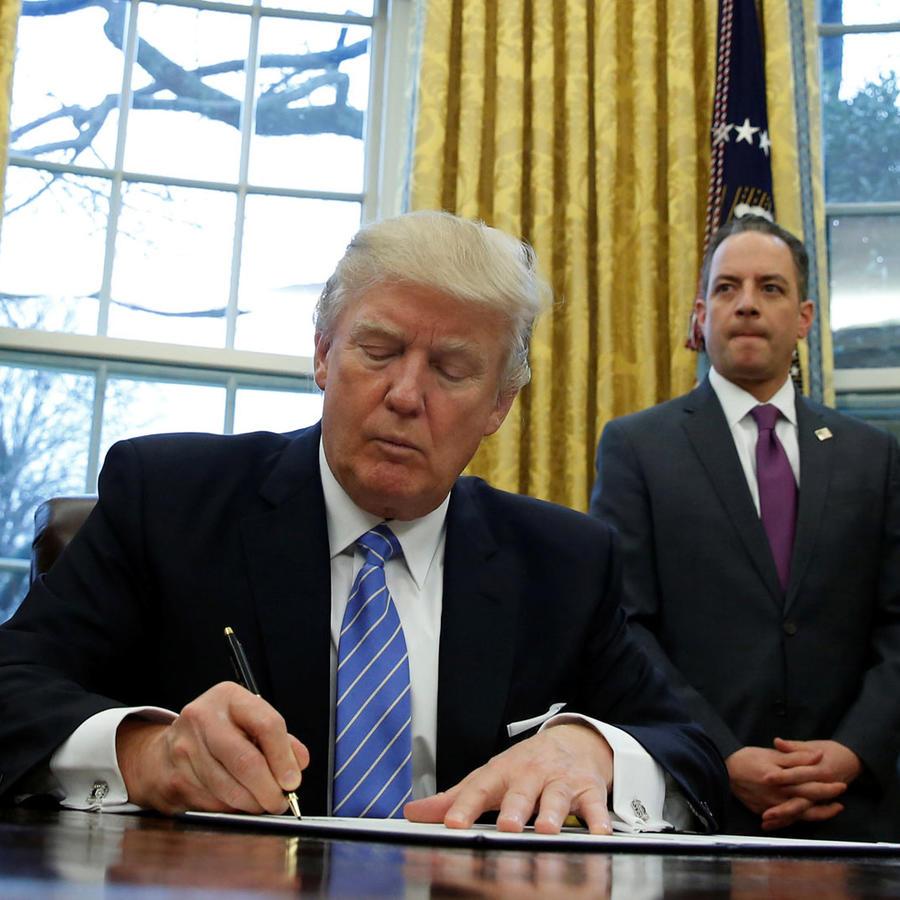 trump firma retiro de acuerdo