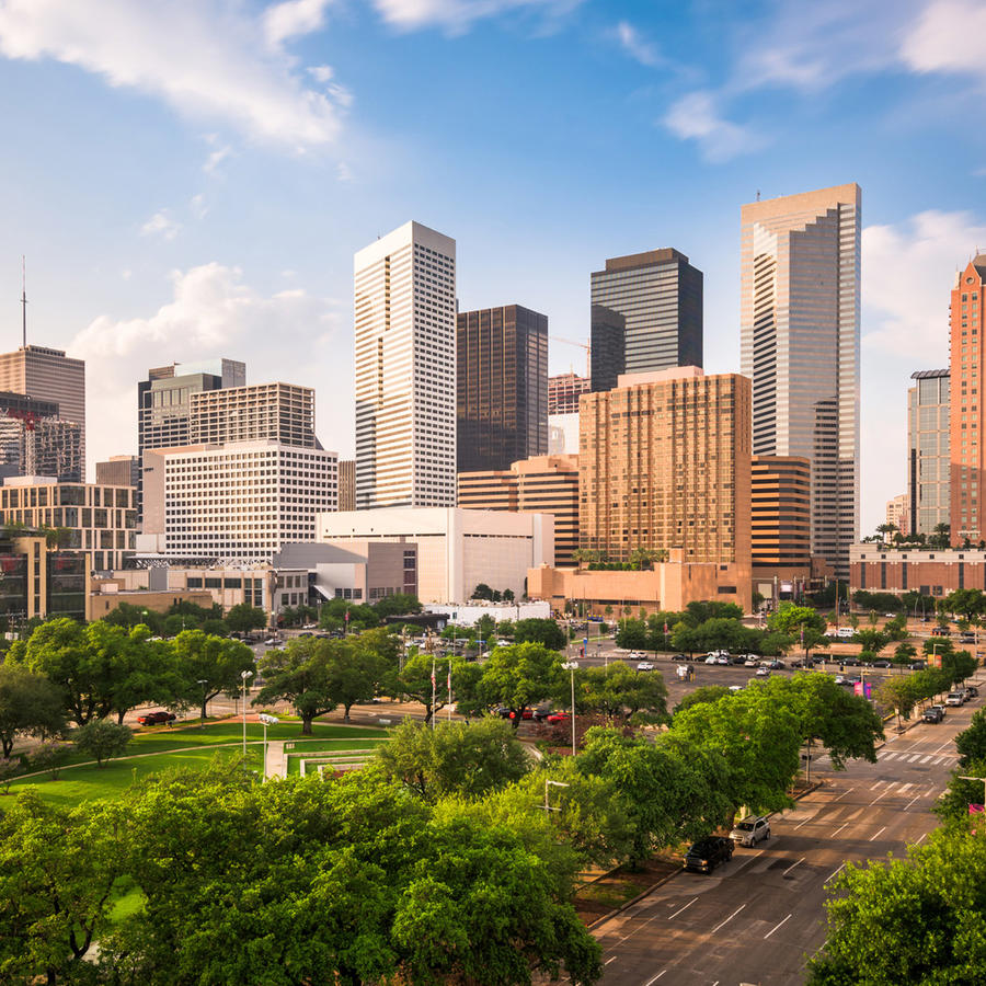 Skyline de Houston, Texas