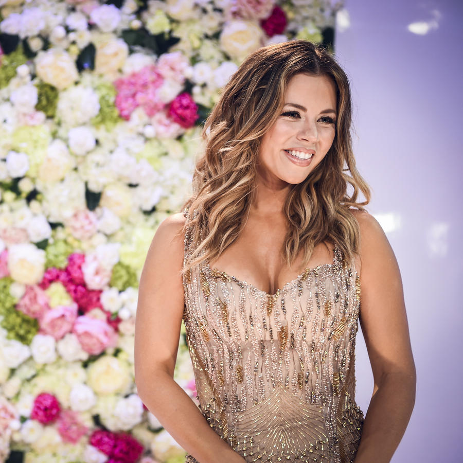 Ximena Duque - Alfombra Roja Premios Billboard 2017