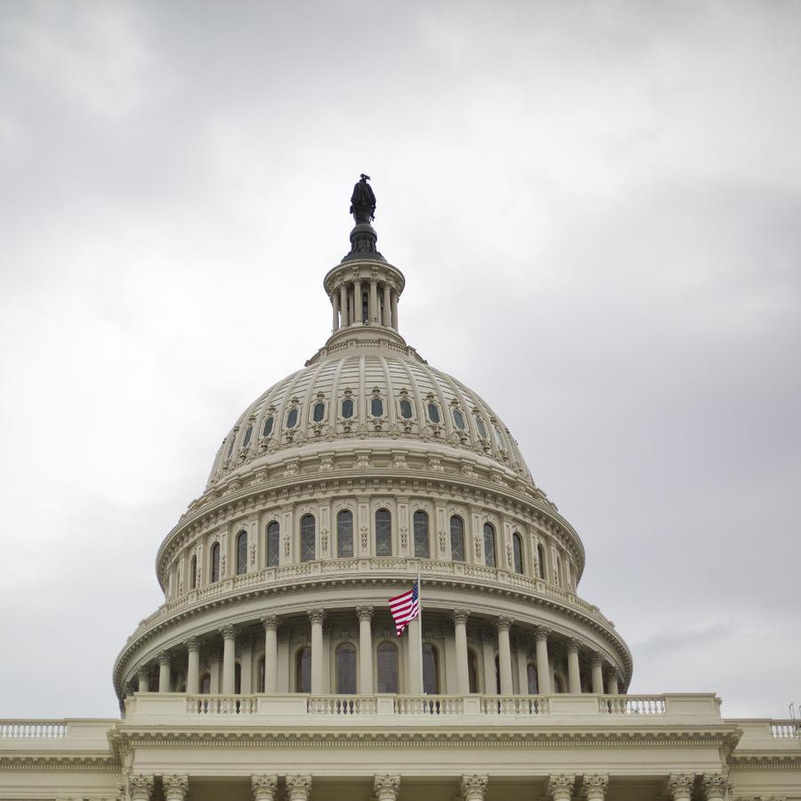 Edificio del Capitolio de EEUU