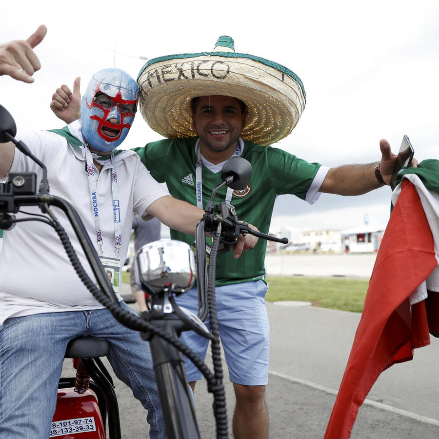 Mexico v New Zealand - FIFA Confederations Cup Russia 2017 - Group A