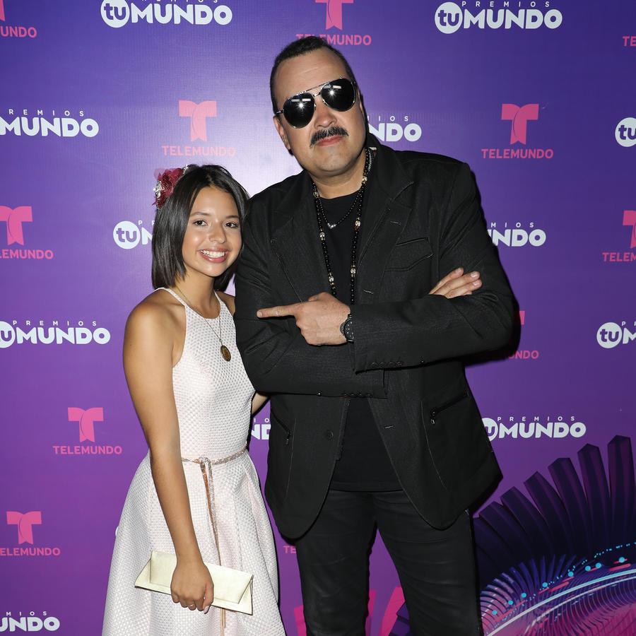 Ángela Aguilar y Pepe Aguilar