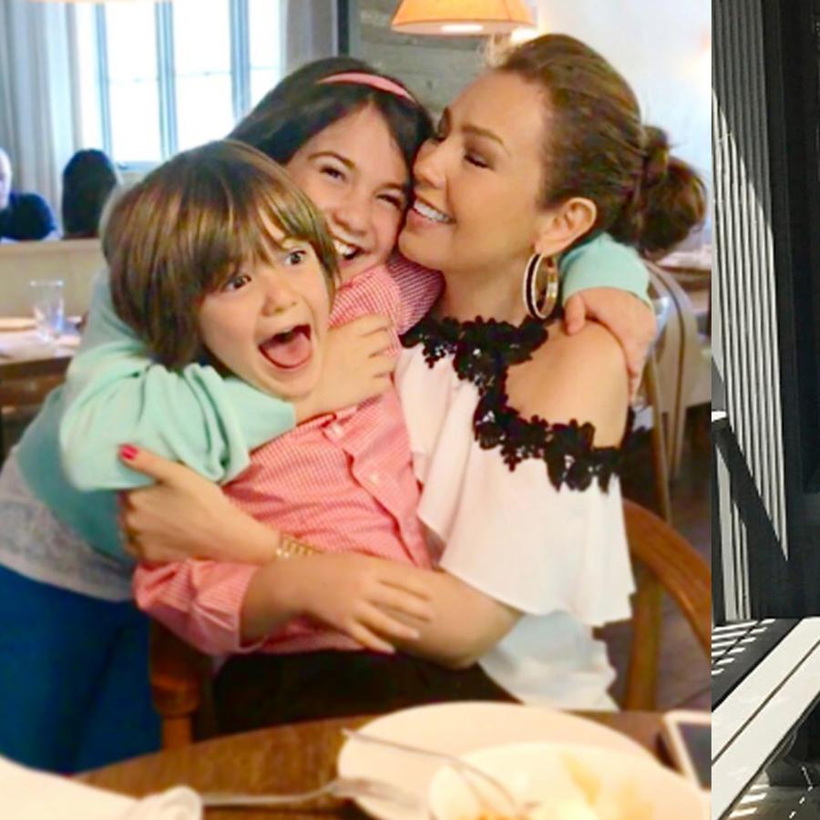 Thalía cumple 46 años
