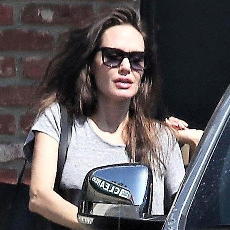 En julio, Angelina Jolie habló para la revista Vanity Fair sobre su separación de Brad Pitt