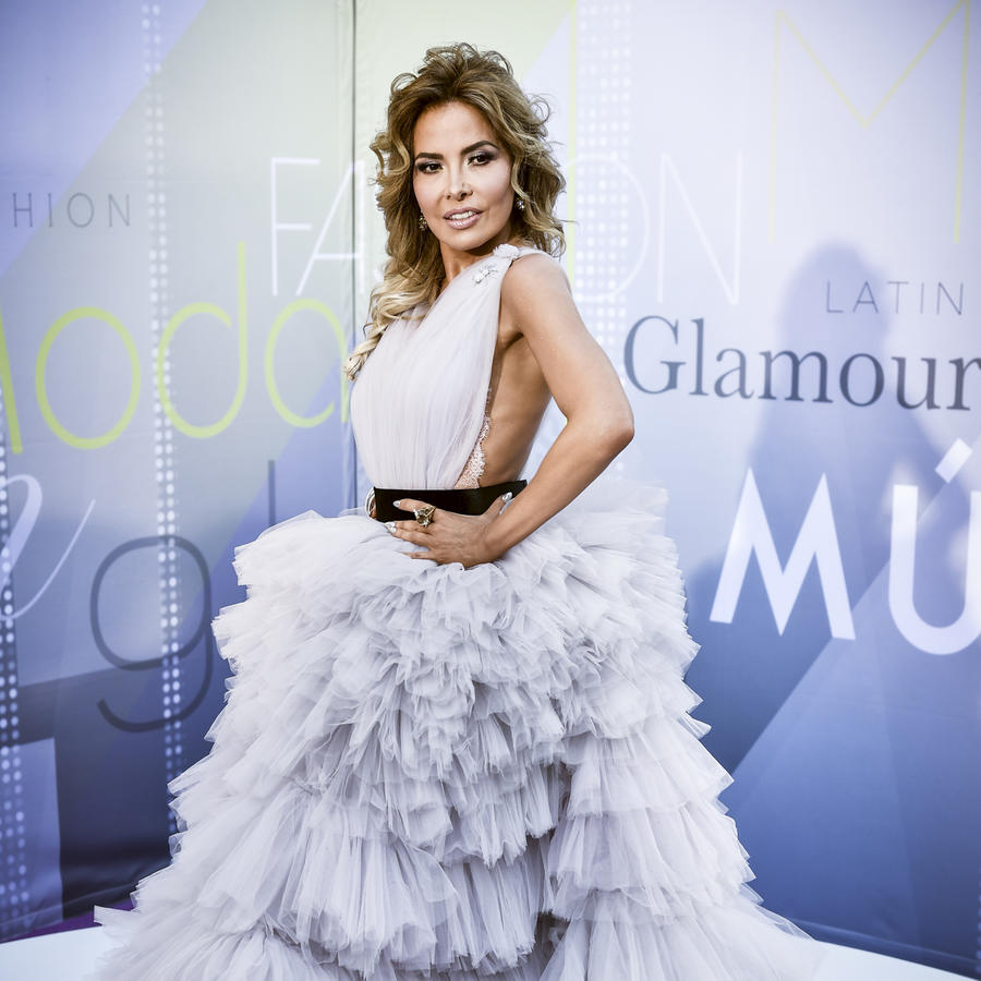 Gloria Trevi en los Latin Music Awards 2017