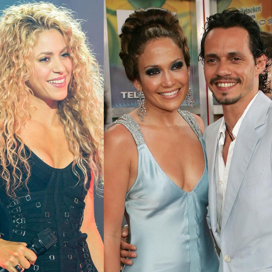 Famosos latinos en los Grammys