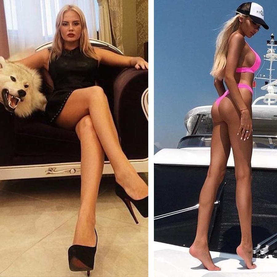 Así gozan de la vida las niñas ricas de Rusia