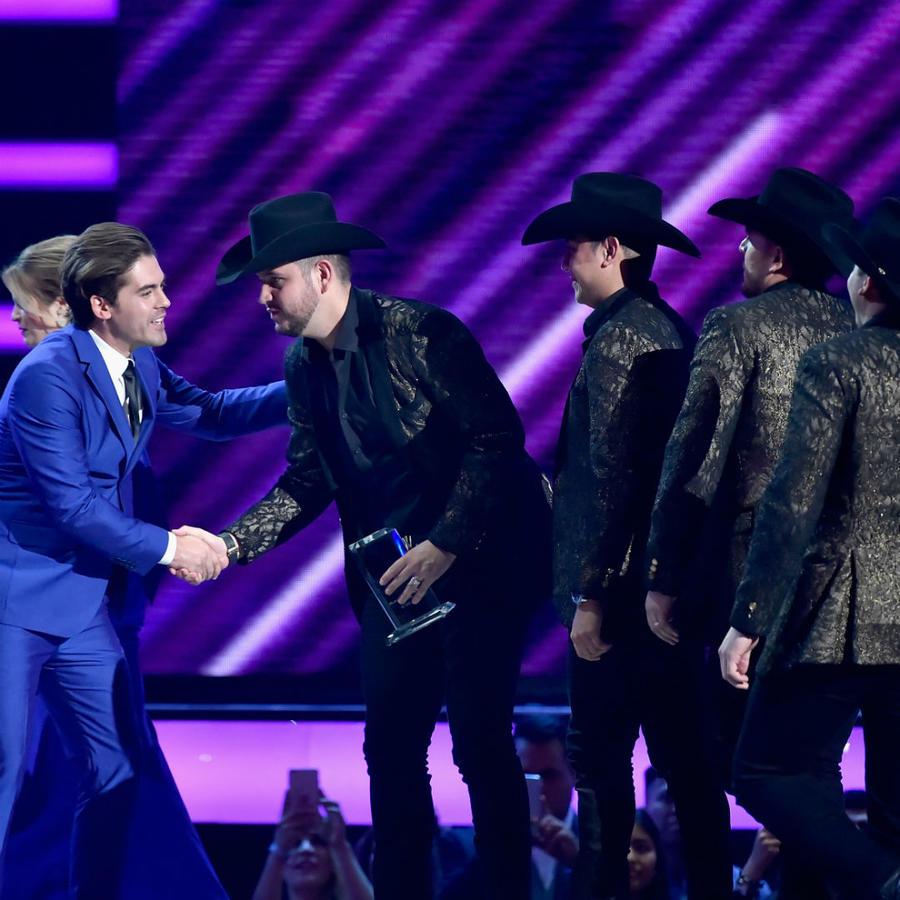 Ganadores de Premios Billboard