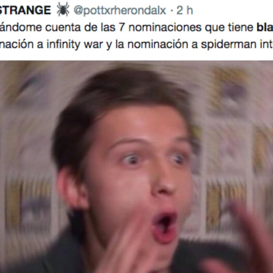 Nominación de Black Panther