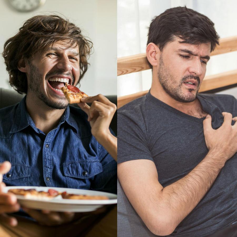 Problemas de salud en hombres