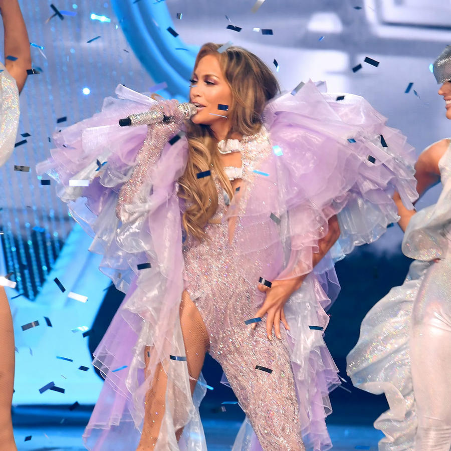 Jlo en it´s my party tour