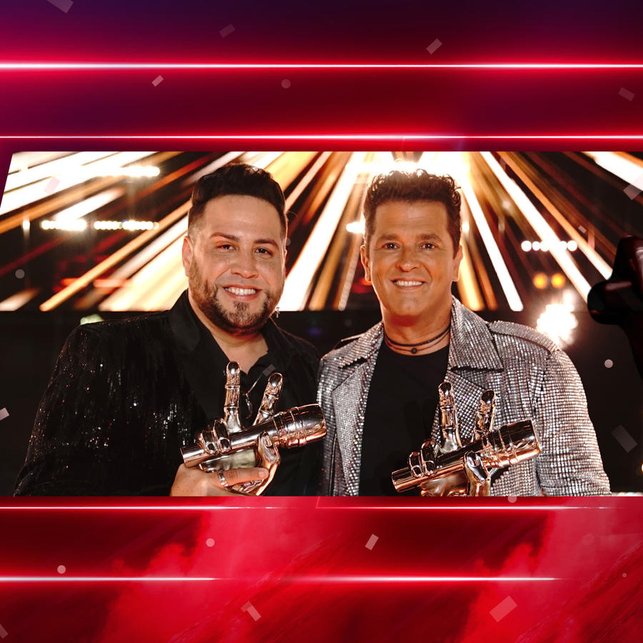Sammy Colon es el ganador de La Voz US 2
