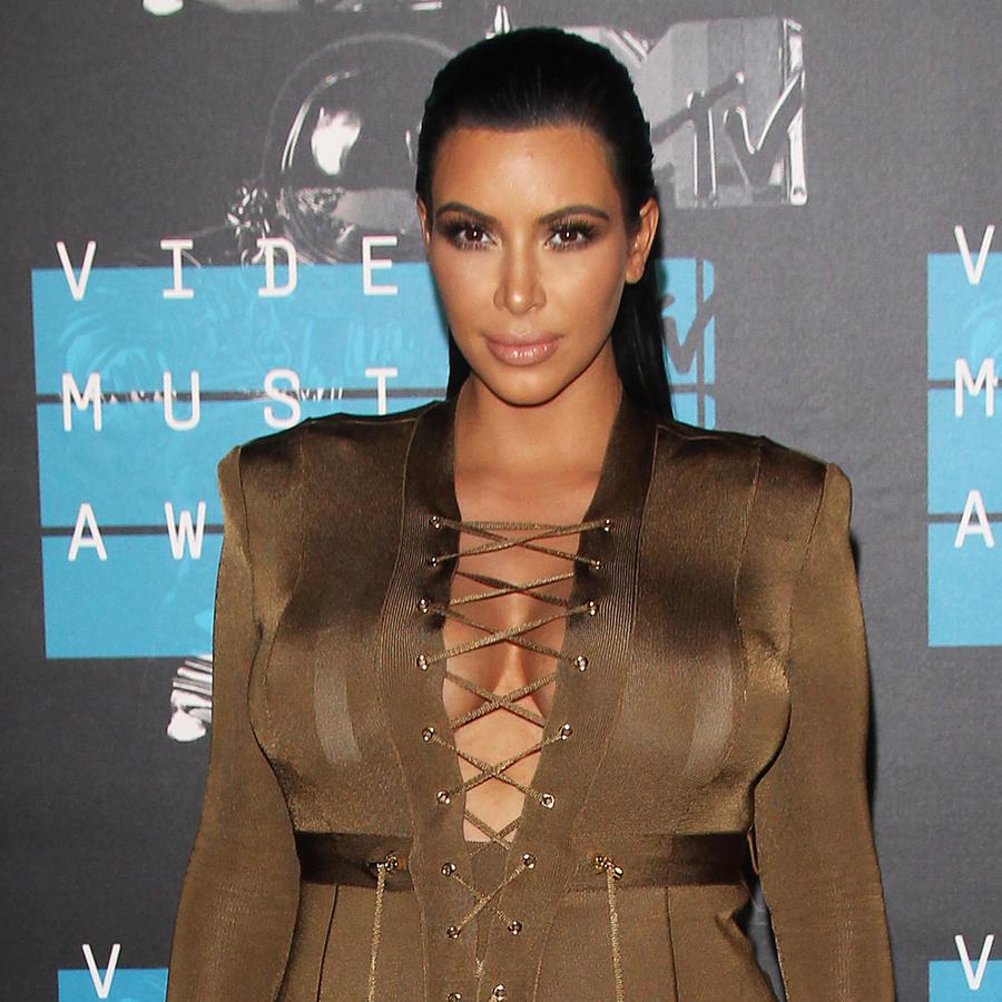 Kim Kardashian en los MTV VMAs 2015