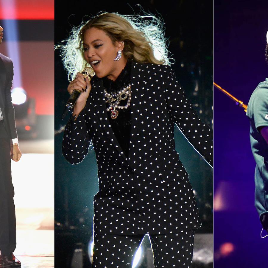 John Legend, Beyonce, Bruno Mars